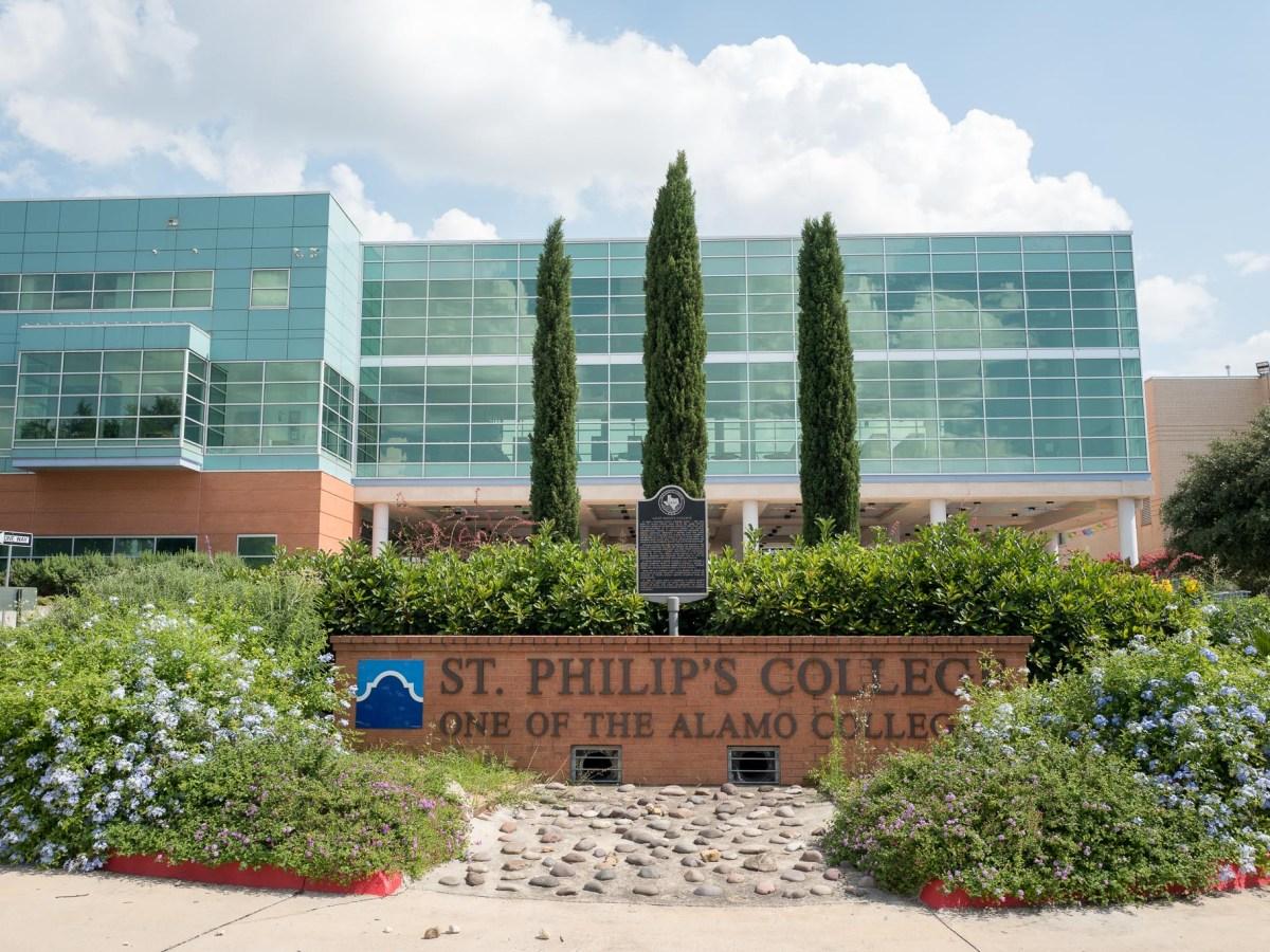 St. Phillip's College. Photo by Scott Ball.