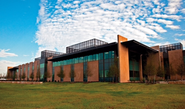 Texas Biomedical Research Institute. Photo courtesy of Texas Biomed.