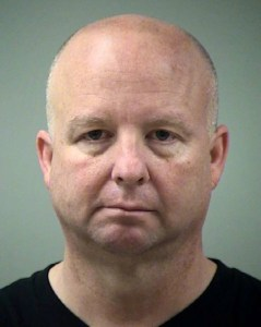 Bexar County Commissioner Kevin Wolff was arrested for DWI around 3 a.m. on Sunday, July 31, 2016. Photo courtesy of Bexar County Sheriff's Office.