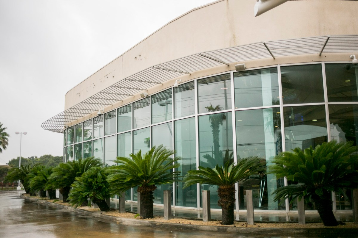 The new San Antonio Museum of Science and Technology is located on IH-10 West near Friedrich Wilderness Park. Photo by Kathryn Boyd-Batstone.