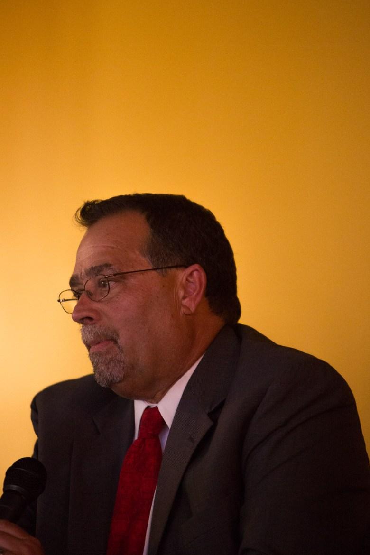 Port San Antonio President and CEO Roland Mower. Photo by Scott Ball.