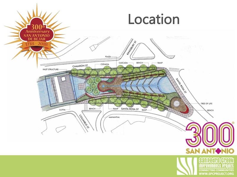 Image courtesy of the San Antonio River Authority.