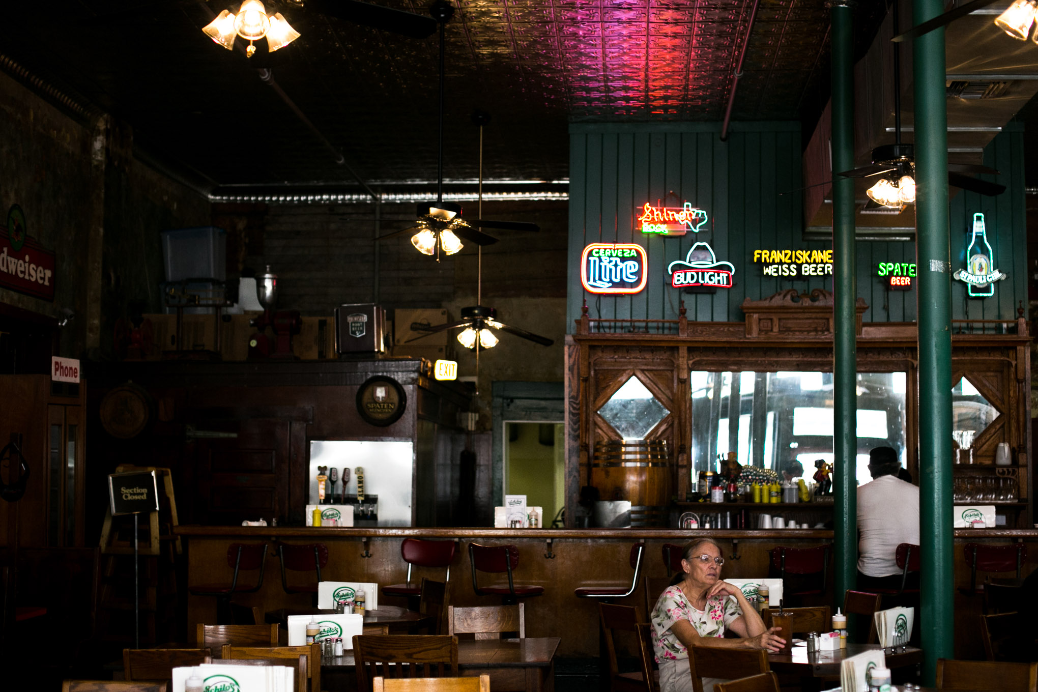 Schilo's Restaurant has been open in San Antonio for 99 years. Photo by Kathryn Boyd-Batstone.