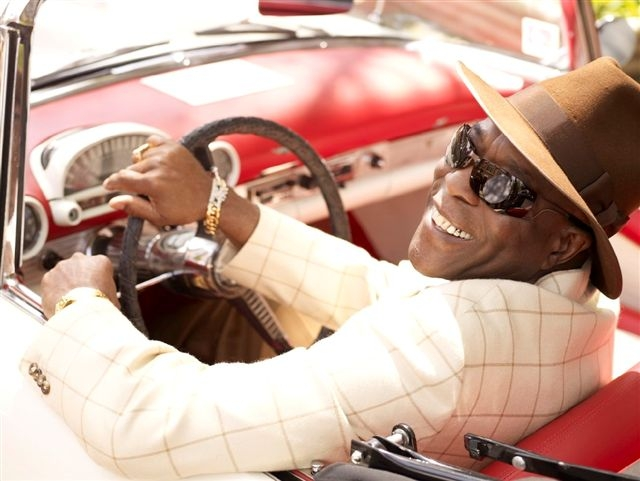 Chicago bluesman Buddy Guy comes to the Aztec Theatre on Oct. 21. Photo courtesy of the Aztec Theatre.