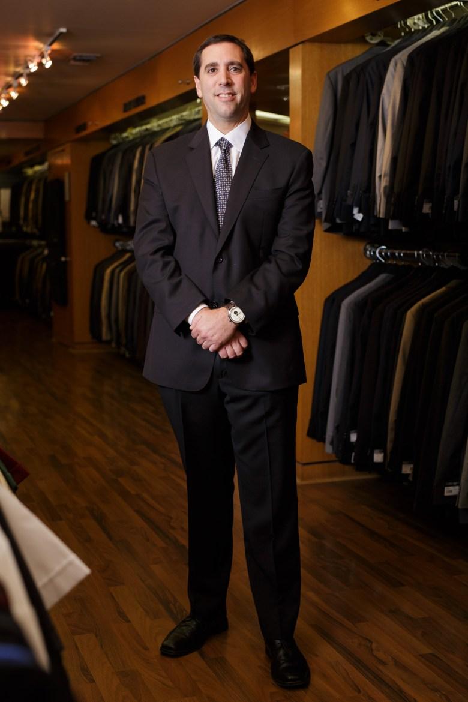Matt Penner has served Penner's for 19 years. Photo by Scott Ball.