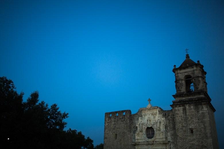 Mission San José. Photo by Scott Ball.