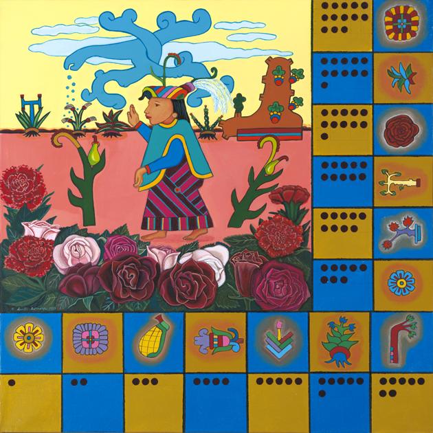 Codex del Diosa del Maiz.