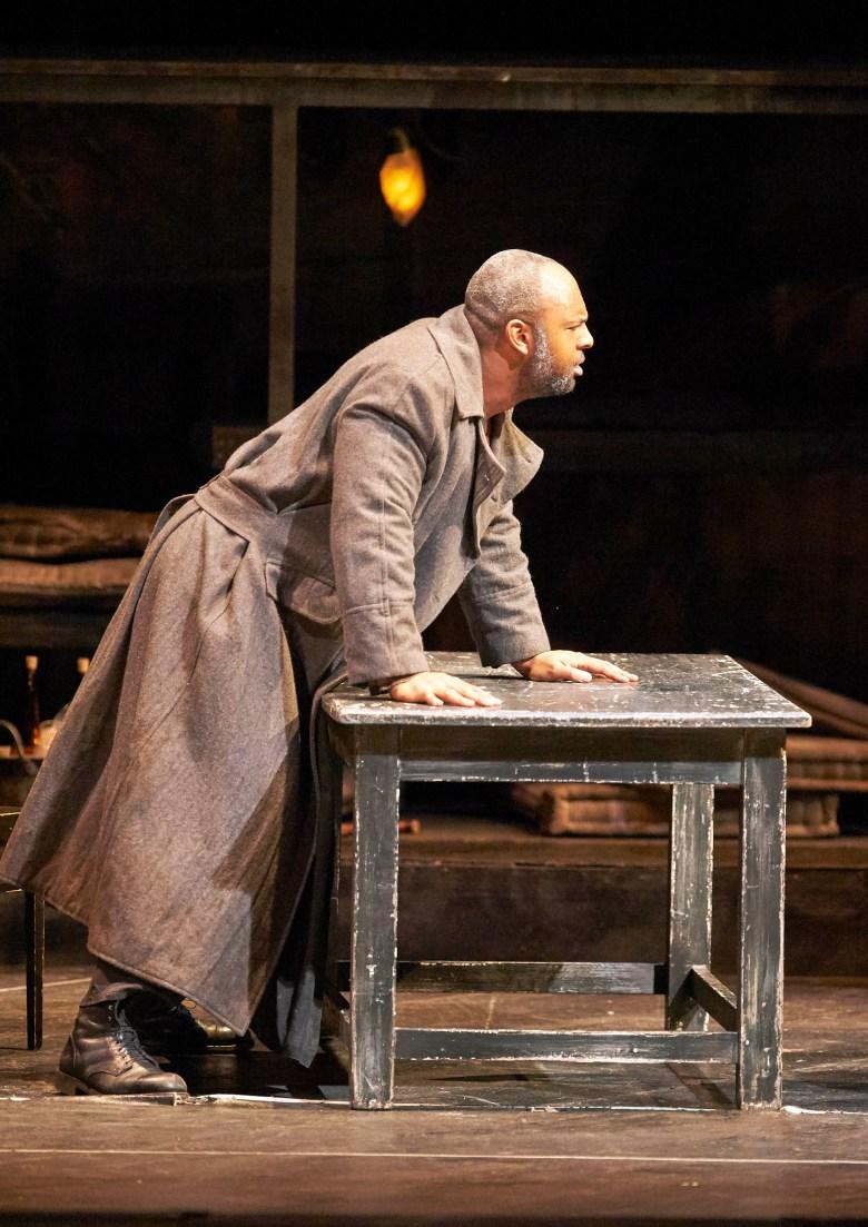 Ryan Speedo Green as Varlaam in Boris Godunov, an opera by Modest Mussorgsky.