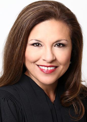 Dori Contreras Garza, Democratic candidate Texas Supreme Court, Place 5.