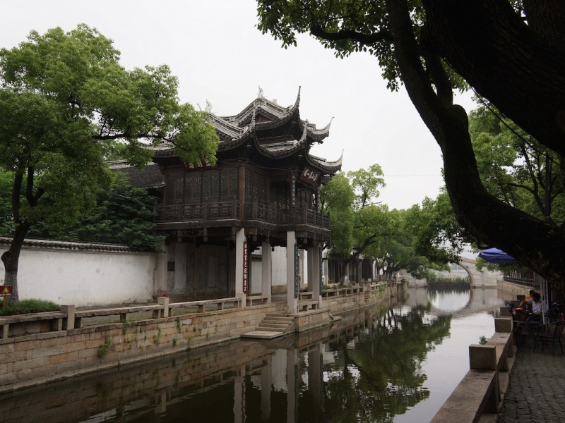 The Grand Canal, stretching nearly 1,120 miles from Beijing to Hangzhou, is the world's longest and oldest canal and is still a major artery in the eastern part of China.