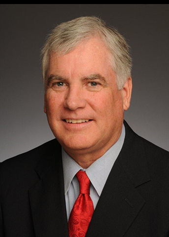 Incumbent Paul Green, Republican candidate for Texas Supreme Court, Place 5.