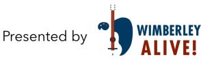 Wimberley Alive Logo