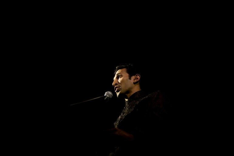 Musical Bridges Around the World Musical DIrector Suhail Arastu introduces the performances.