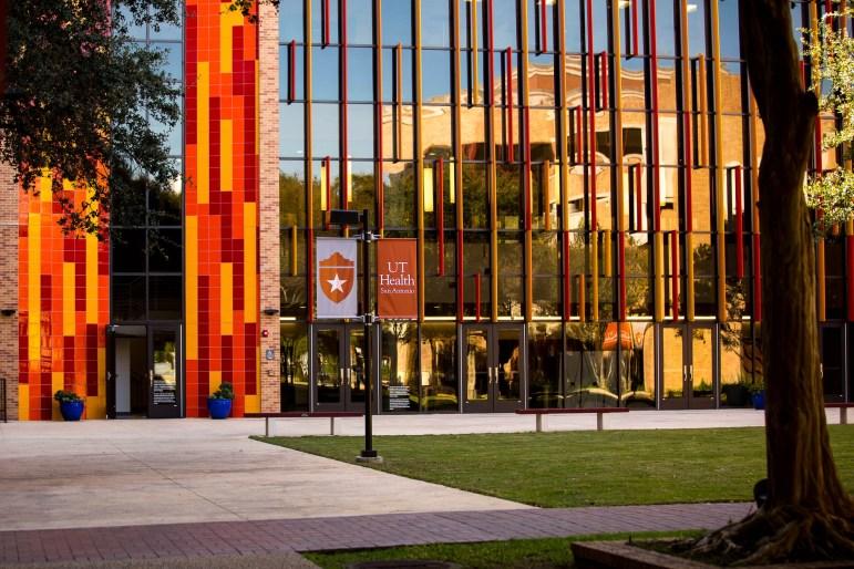 University of Texas Health Science Center at San Antonio.