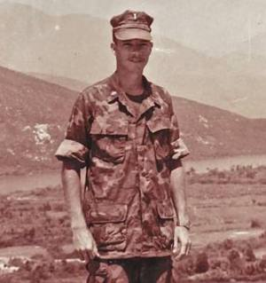 Lt. Terry Kelley was in Vietnam with India Company, Third Battalion, 1st Marine Division in 1971.