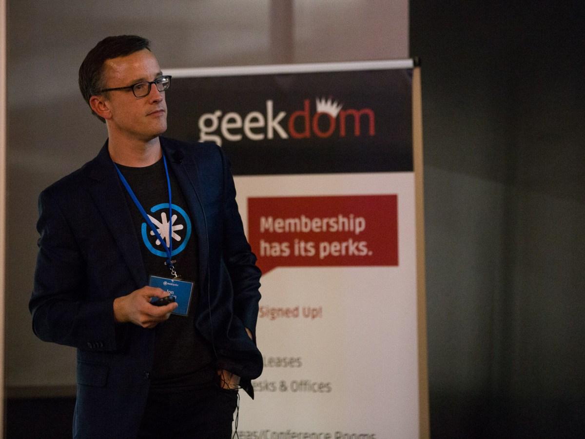 MedSpoke Founder and CEO Dr. Jon Larson introduces the company.
