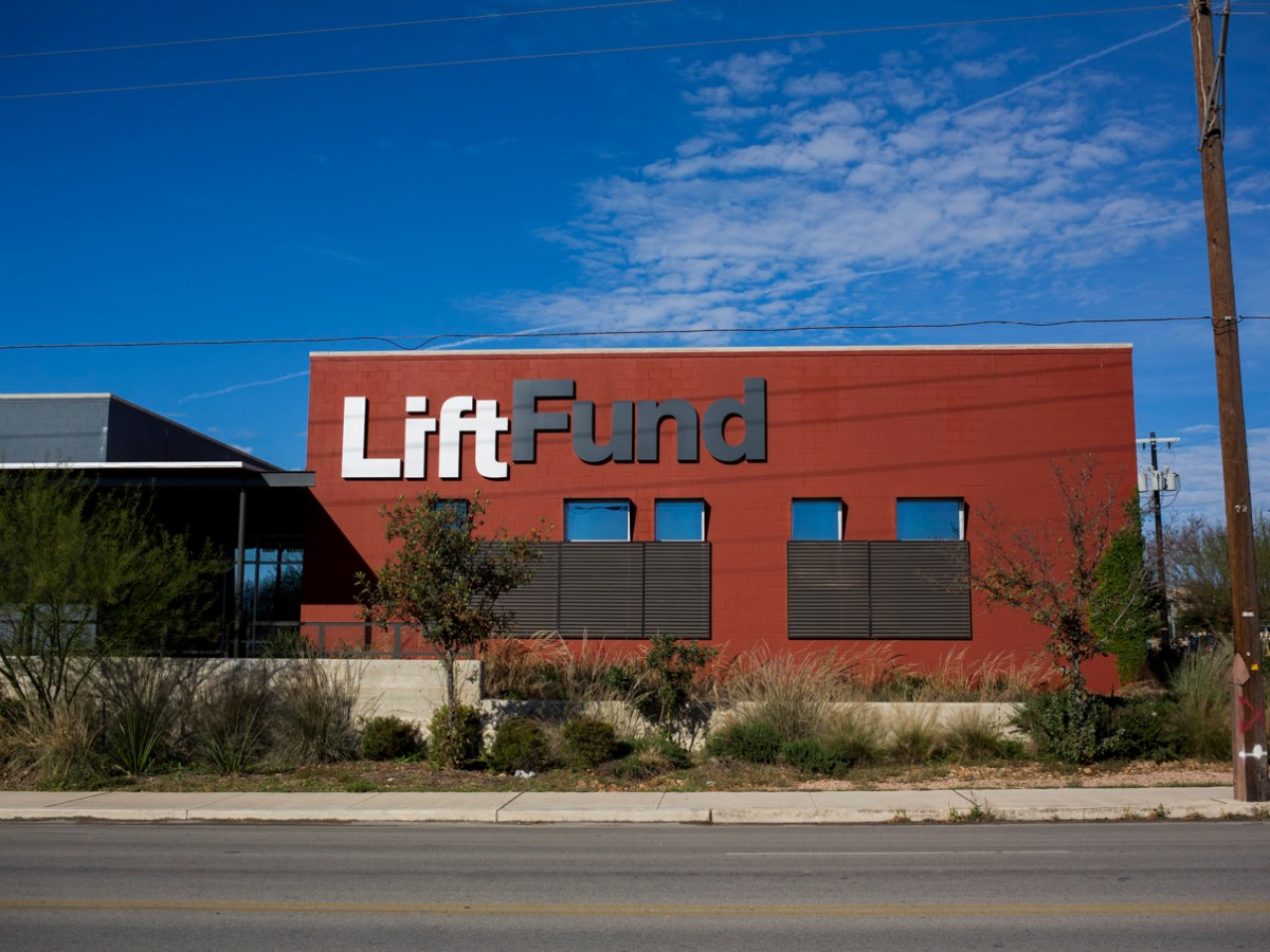 LiftFund is one of several San Antonio organizations that received a monetary gift from MacKenzie Scott, the ex-wife of Amazon founder and CEO Jeff Bezos.