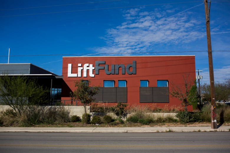 The LiftFund headquarters are located on San Antonio's Westside