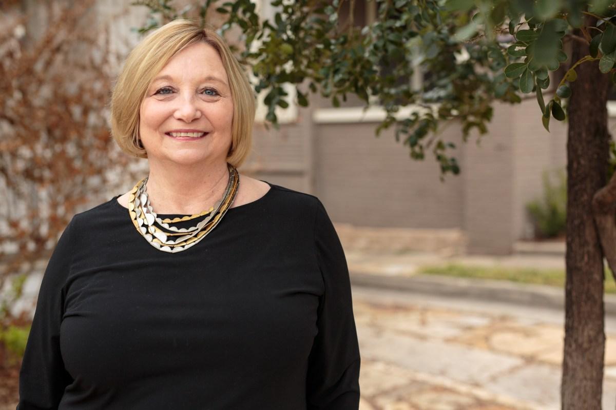 Founding Director of Trinity Press Barbara Ras retired in January.