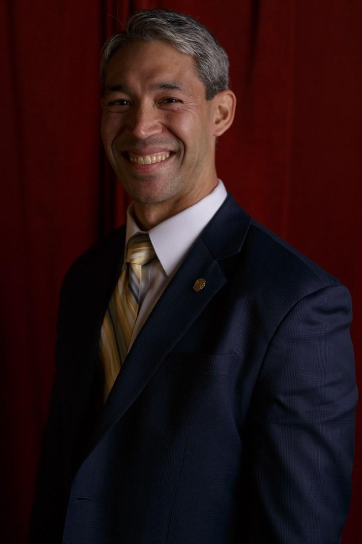 Councilman Ron Nirenberg (D8).