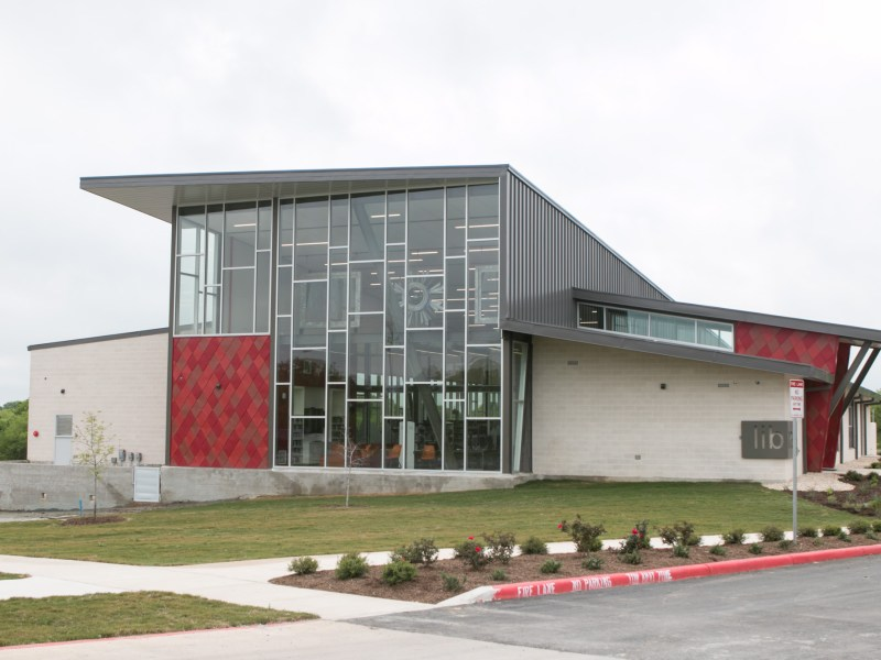 The Schaefer Branch Library grand opening takes place on Mar. 25.