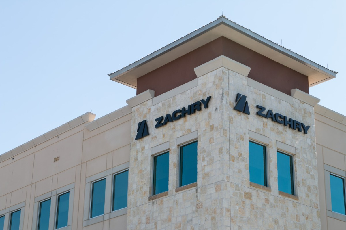 Zachry Construction Corporation is located at 2330 North Loop 1604 W.