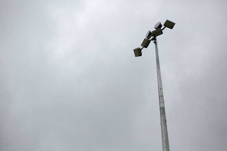 Floodlights will enable golfers to enjoy the sport long into the evening.