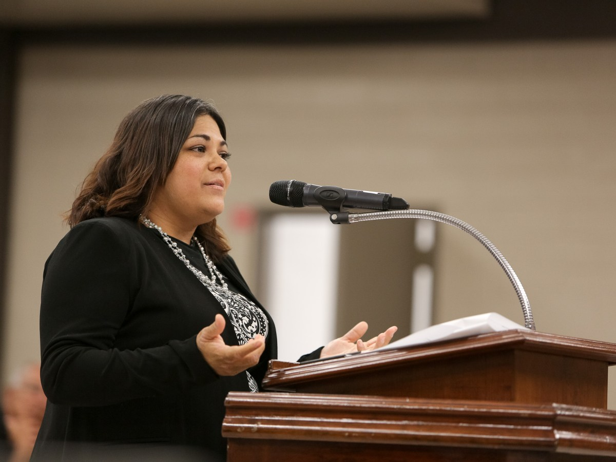 Christina Martinez has been selected the San Antonio ISD District 6 Board Trustee.