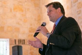District 9 candidate Patrick Van Dohlen.