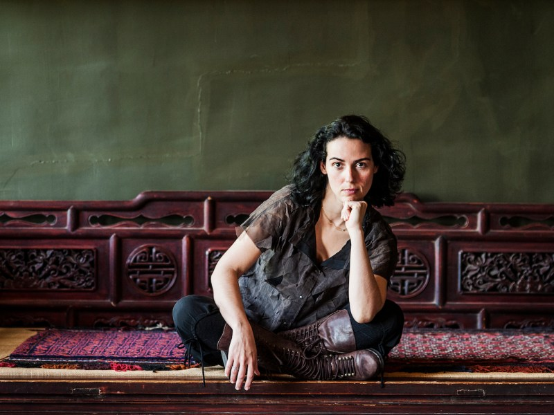 Brazilian singer, pianist, and composer Clarice Assad will perform with the Jazz Meets Classical ensemble.