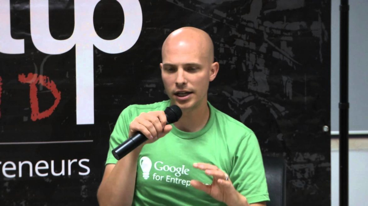 Derek Andersen is the founder and CEO of Startup Grind