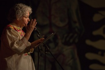 Graciela Sánchez, executive director of the Esperanza Peace & Justice Center.