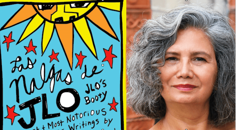 Chicana writer Bárbara Renaud González has republished her works as a collection, Las Nalgas de JLo/JLo's Booty: The Best & Most Notorious Calumnas & Other Writings by the First Chicana Columnist in Texas 1995-2005.