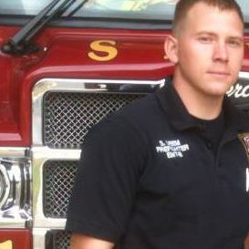 San Antonio firefighter Scott Deem.