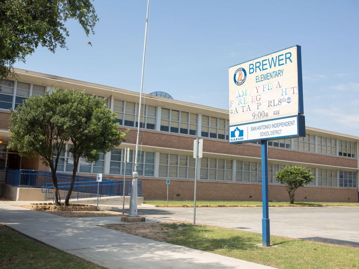 Brewer Elementary.