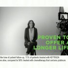 Screenshot of Keytruda TV Commercial