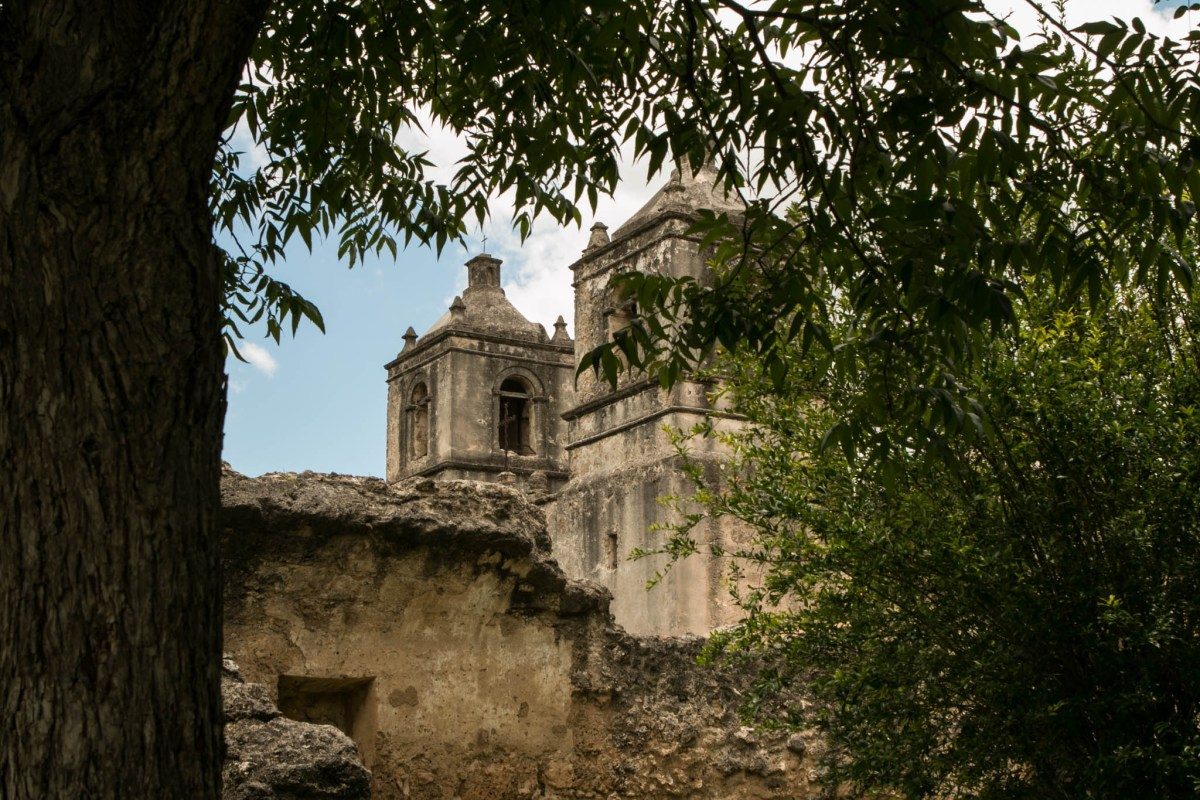 Maintenance to stone work on Mission Concepción and others will require funding through grants.