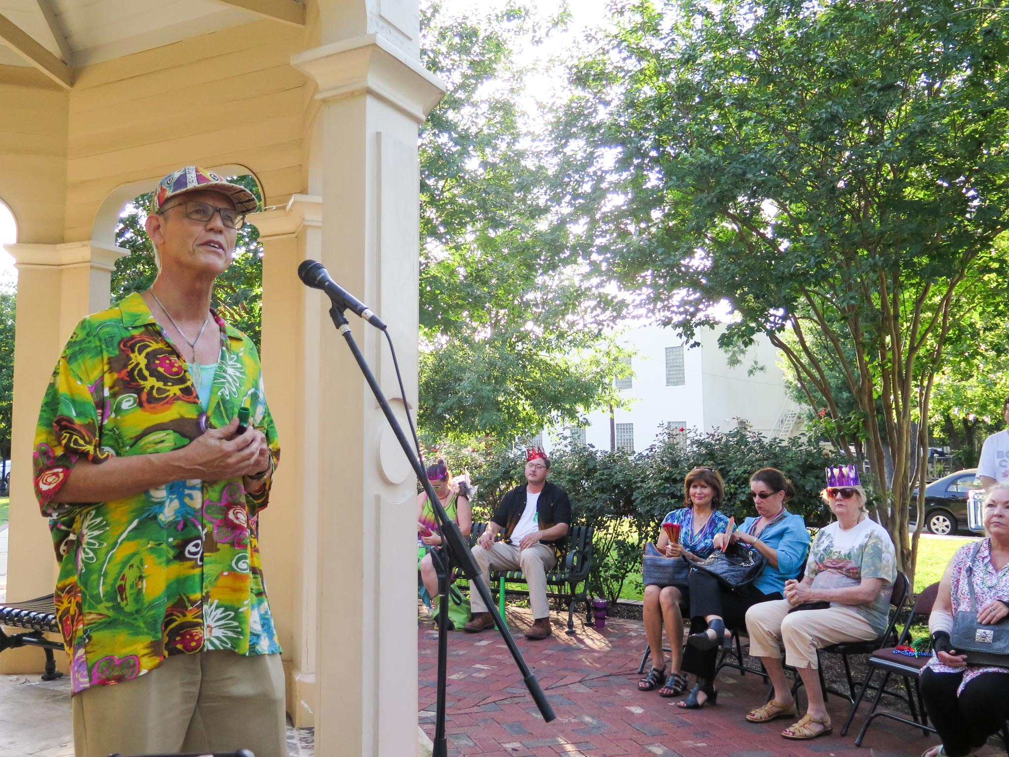Friend of Sue Duffy, Rudi Harst, talks about Duffy's upbringing.