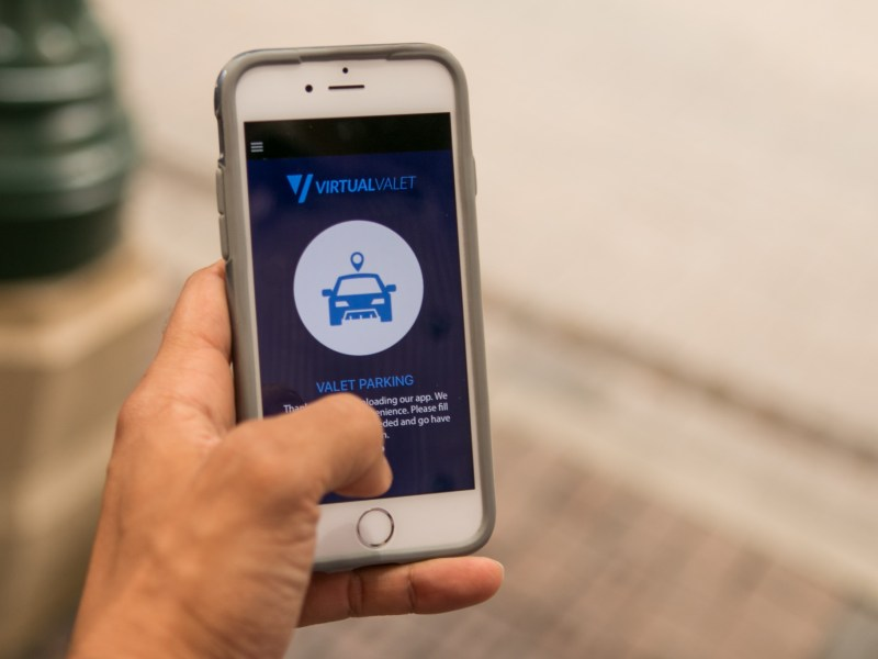 The Virtual Valet app is now available in San Antonio.