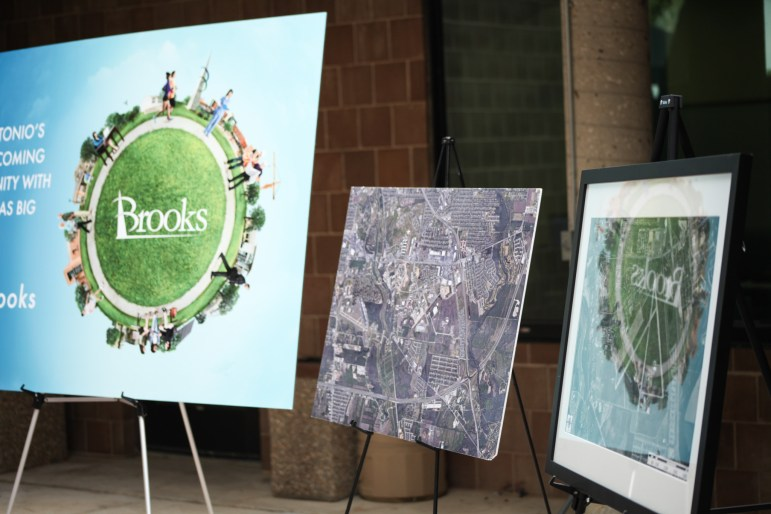 """Brooks City Base announces it's re-branding to be known as simply """"Brooks."""""""