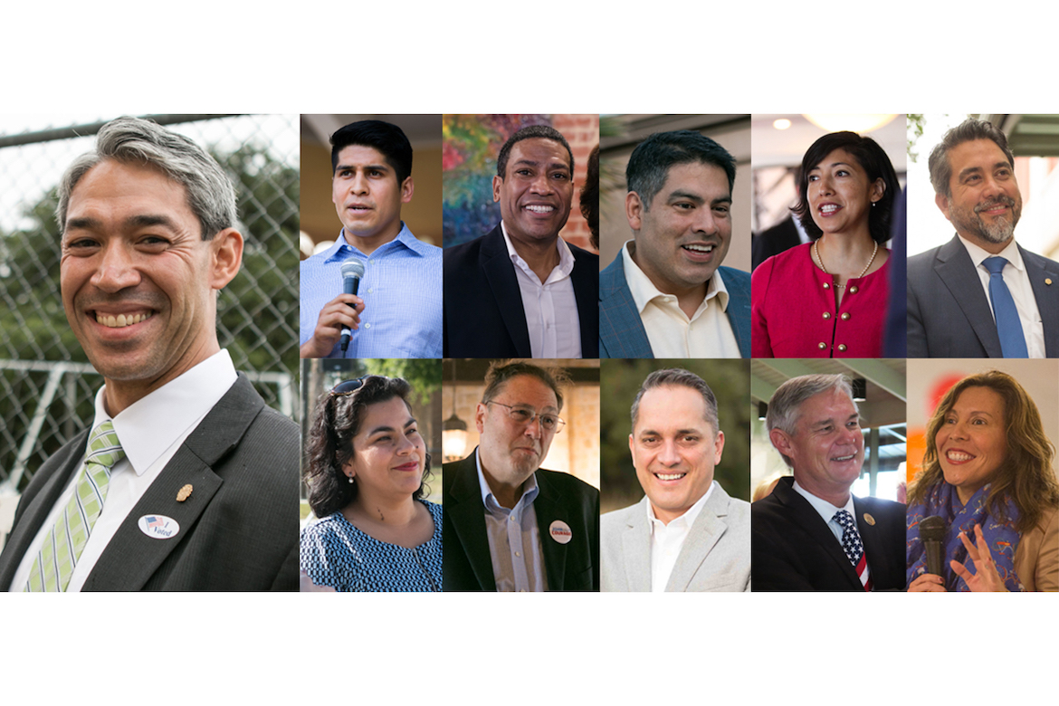 San Antonio's new City Council will be officially inaugurated on June 21.