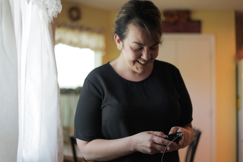 Type-1 diabetic Jolene M. admits that Medtronic's closed loop insulin pump system is the best system she has used yet.