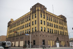 The Light building is located at 420 Broadway St.