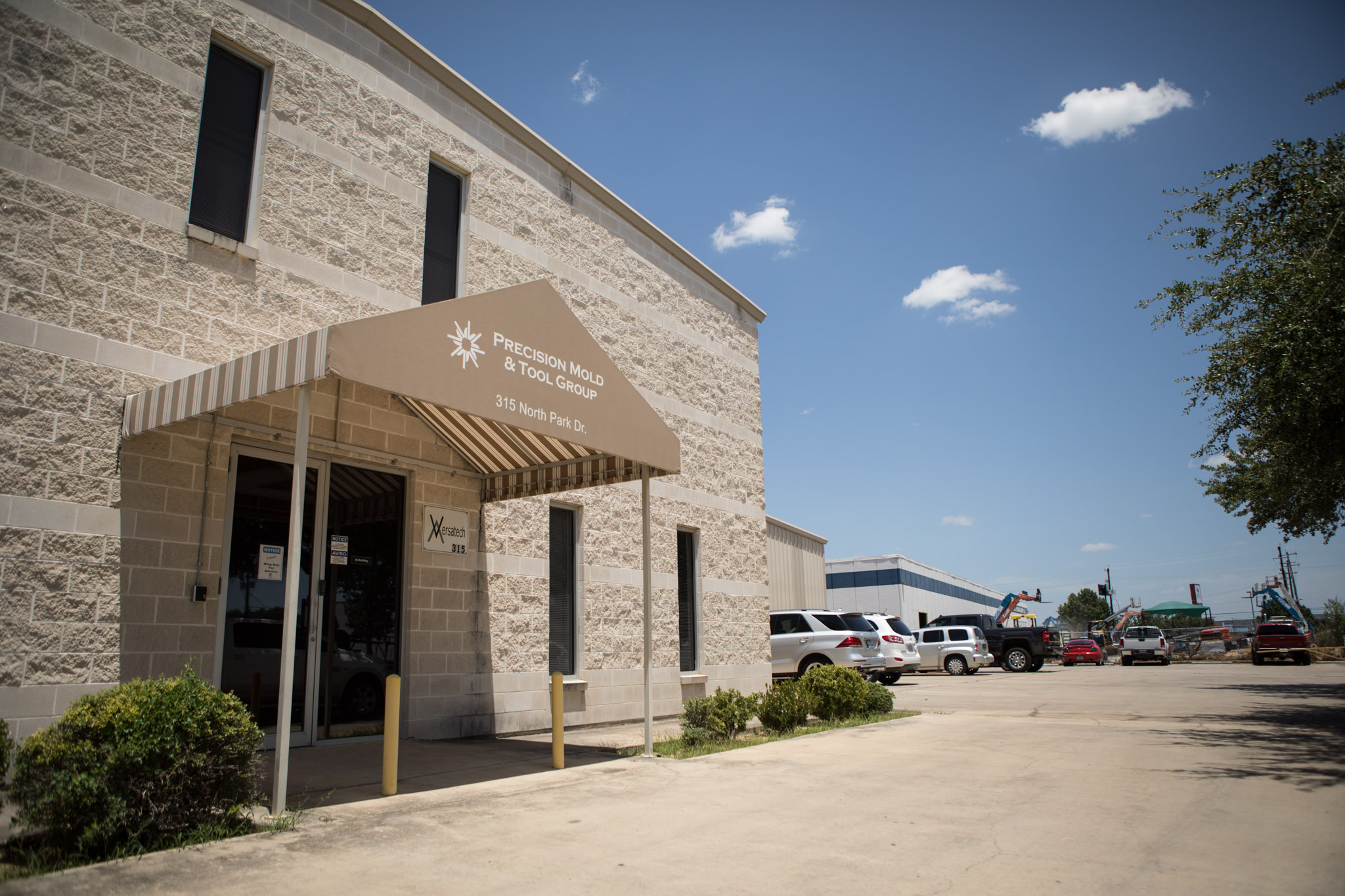 Precision Mold & Tool Group is located at 315 N Park Dr.