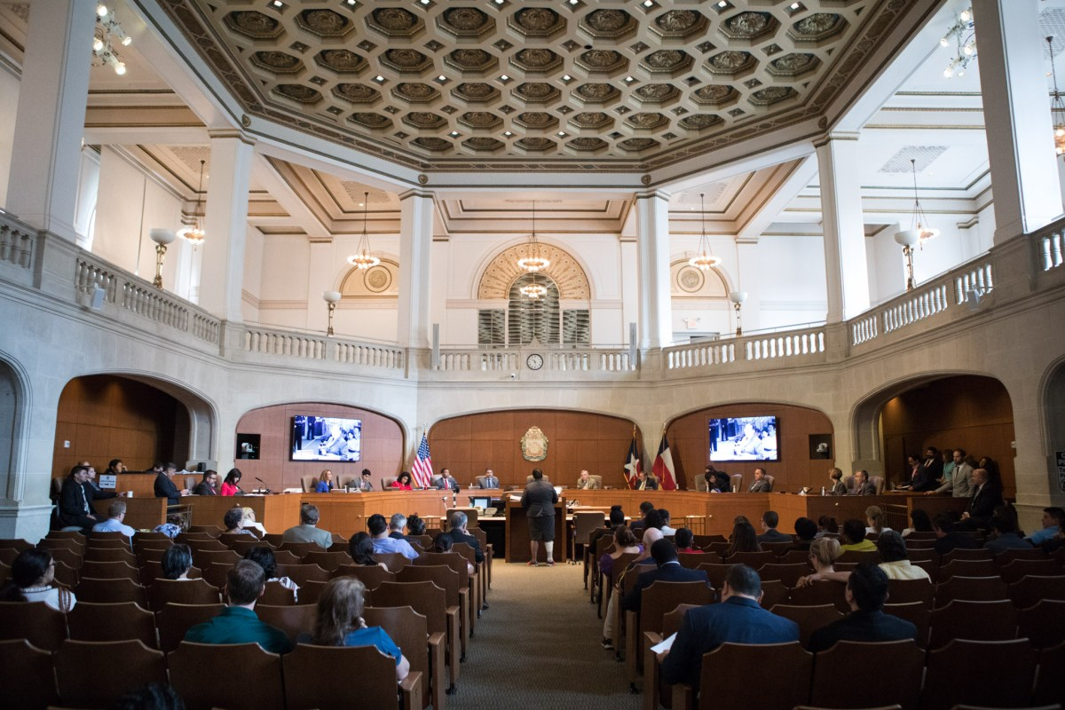 City Council's A Session convenes for the first time after their month-long break in July.