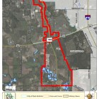 City staff recommended the annexation of an area surrounding Potranco Road near Loop 1604.