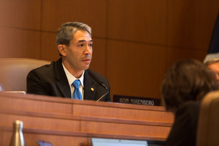 Mayor Ron Nirenberg.