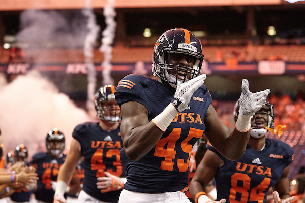 Utsa Football 2017 Team Tailgating Fans Hungry For More Success
