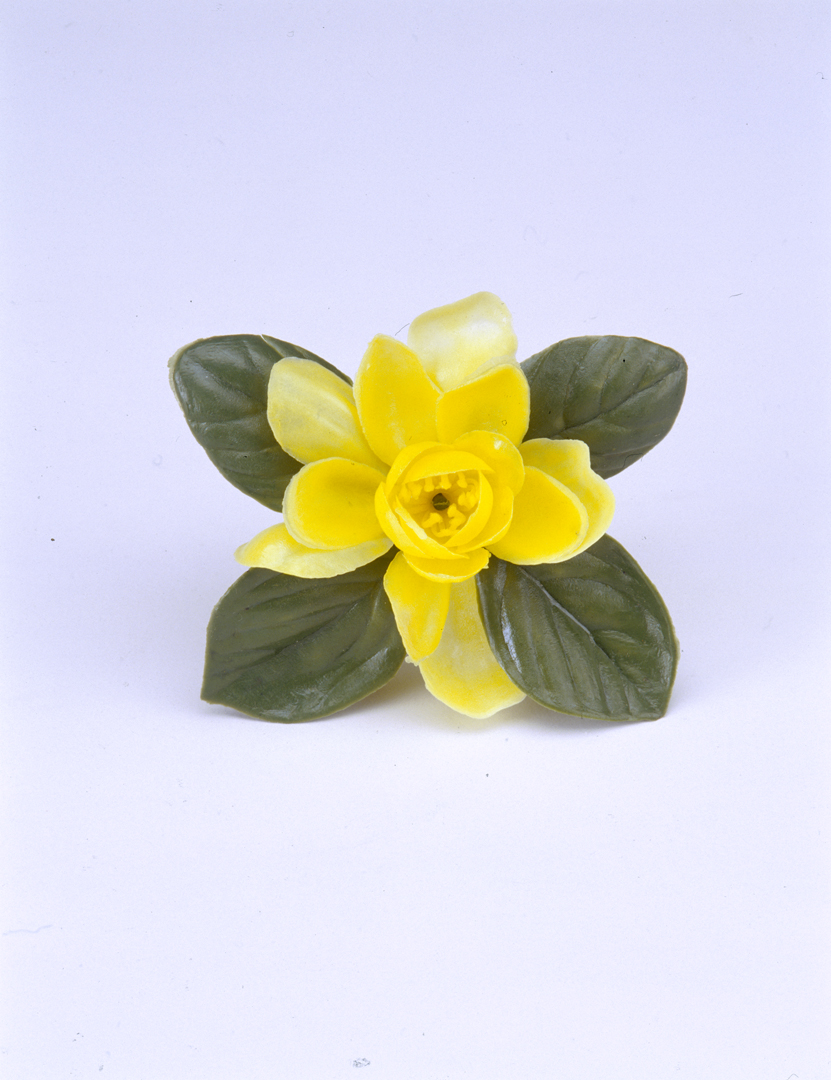Dust Collection - Yellow Flower