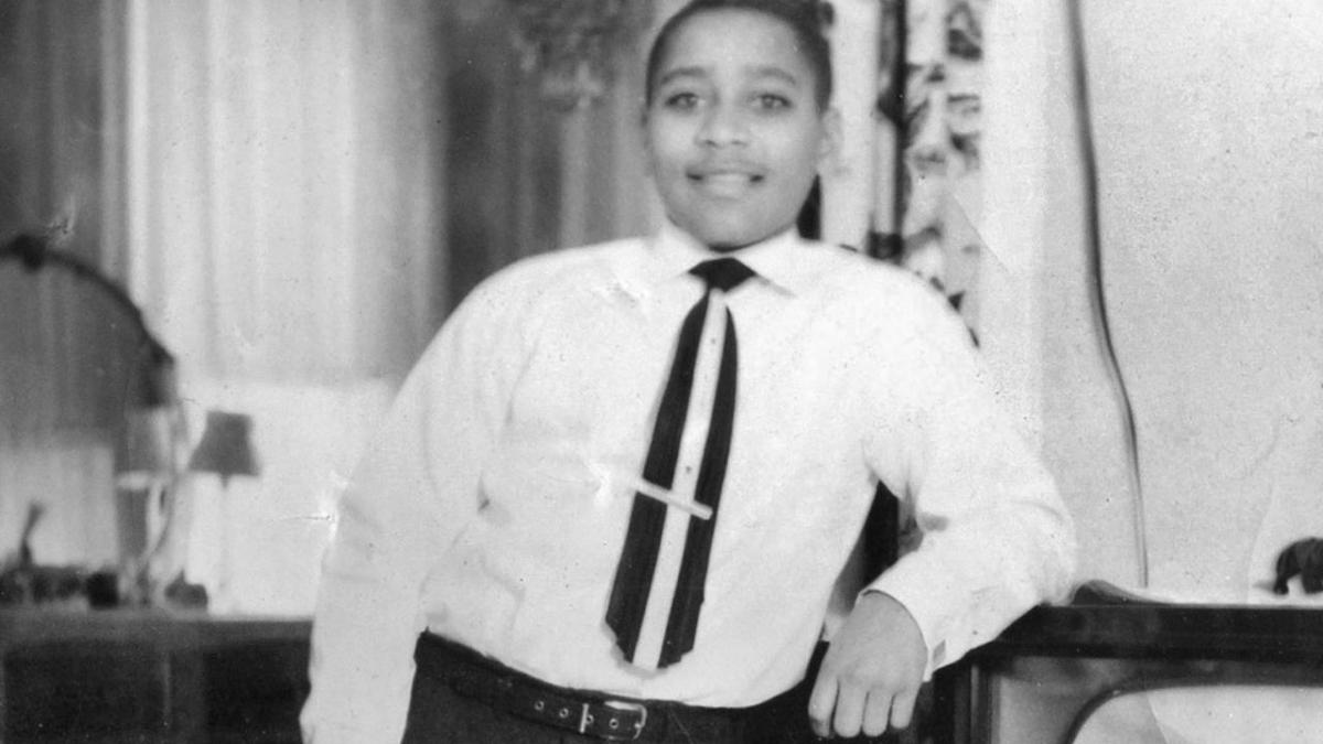 Emmitt Till was murdered in Mississippi in 1955.